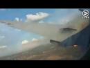 Пассажир самолета, который потерпел крушение вЮАР, снял момент падения. - Мужчина сидел у