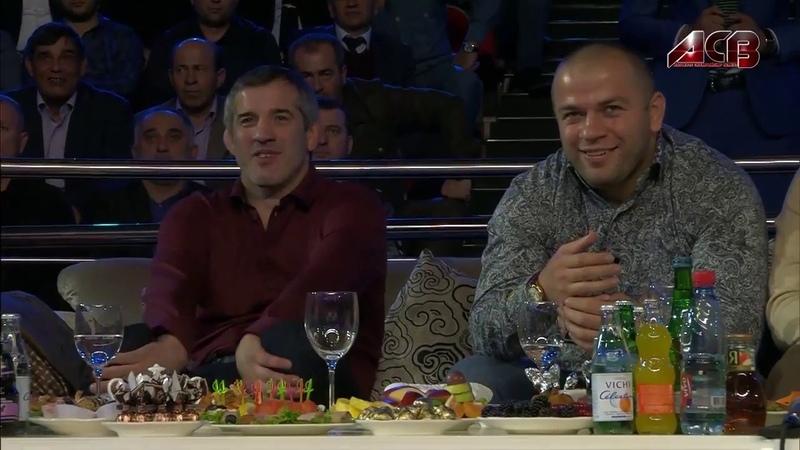 ACB 10 Beslan Isaev vs. Sergio Souza