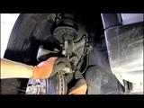 Замена передних тормозных колодок на Ниссан Х трейл 2014 года Nissan X TRAIL