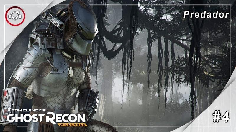 Ghost Recon Wildlands, Predador Gameplay 4 PT-BR
