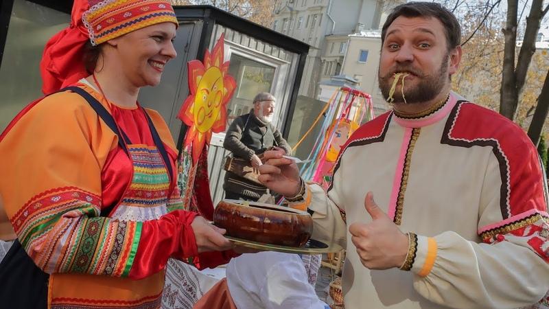 Крестьянин торжествует: в Доме РИО прошёл День крестьянства
