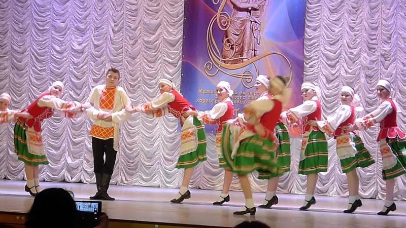 Белорусский танец Юрочка ДК Ногинск—2016