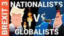 Brexit 3 Globalists vs Nationalists with Stephen Fry Facts Illusions and Hidden Threats