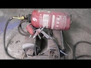 Самодельный компрессор из холодильника для покраски авто и подкачки колёс! Compressor DIY