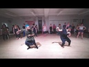 AfroIndian Dance at Broadway Dance Center Omari Mizrahi Brinda Guha