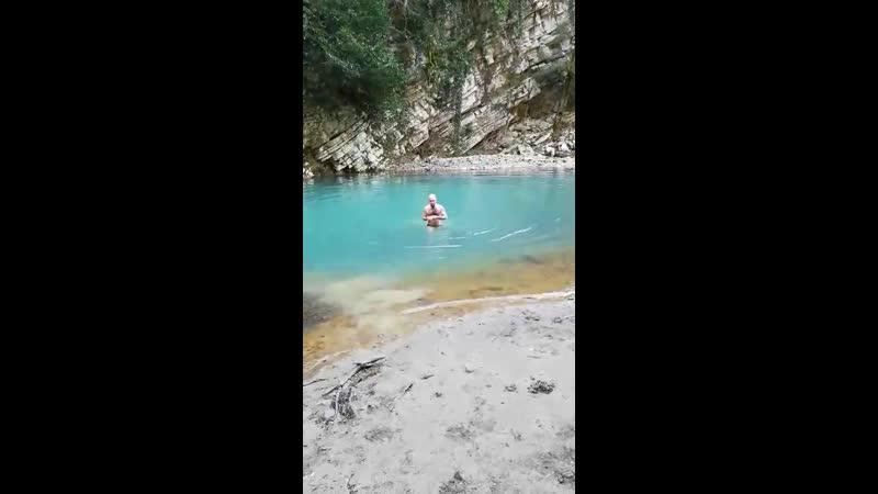 Февральское купанье