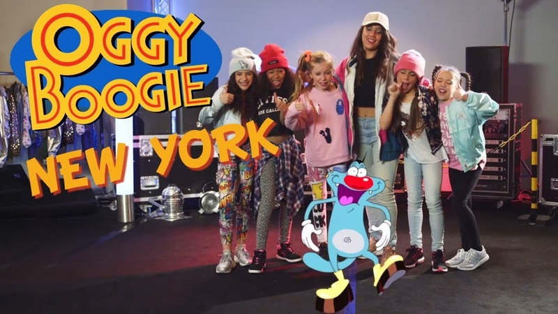 ⭐NEW⭐ Oggy and the Cockroaches - 💃Oggy Boogie💃 - New York🌭