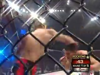 Strikeforce: Frank Shamrock vs. Phil Baroni