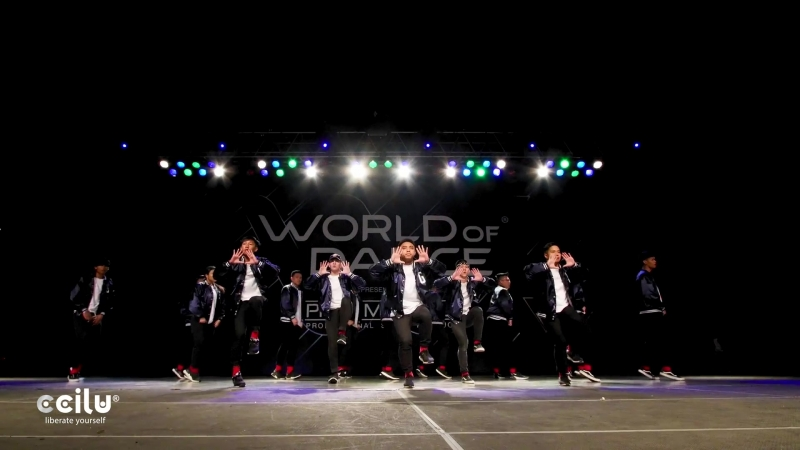 Galing ¦ 2nd Place Team Division ¦ World of Dance Dallas 2018 ¦ WODDALLAS18