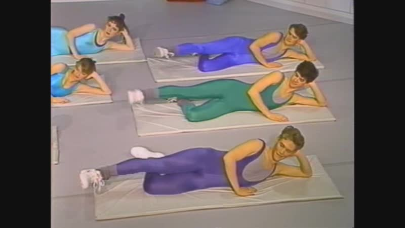 The Complete Teen Workout with Sue Zaliouk аэробика, шейпинг, фитнес