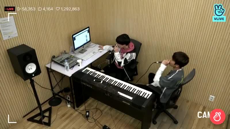 Yedam x Jeongwoo - Iffy [YG Treasure Box]