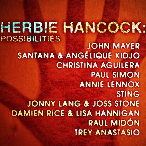 Herbie Hancock альбом Possibilities (U.S. Version)