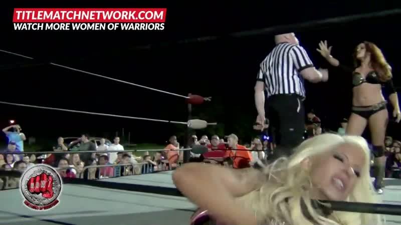 Late Night Pro Wrestling LIVESTREAM - Scarlett Bordeaux, Taya Valkyrie, Santana Garrett