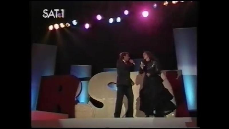 Al Bano & Romina Power - Sempre Sempre Makassar (SAT1 RSH-Gold 27.03.1988)