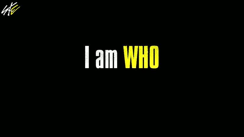 FSG Eternity | QR-коды с карточек альбома «I am WHO» [рус.саб]