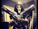 Overwatch Reaper cosplay build