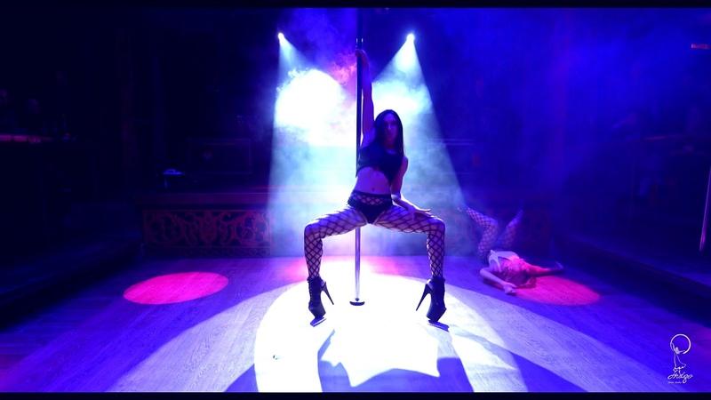 Homie - Недоступная | Indigo Reload | Lucia Lazebnaya Varvara Ilina | Pole Dance Exotic