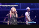 Avril Lavigne - Girlfriend [Live Music Lovers] (FullHD 1080p)