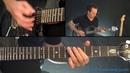 Symphony of Destruction Guitar Lesson (Chords/Rhythms) - Megadeth