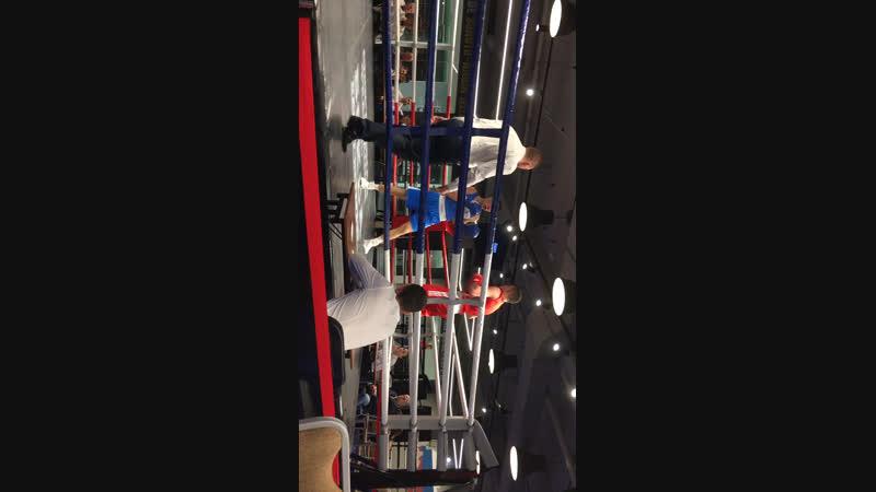 Бокс 2ой раунд