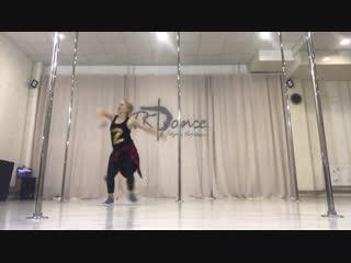 Olga Salmina Zumba Fitness
