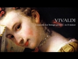VIVALDI - Concerto for Strings and B.C. in D minor RV 128, I Barocchisti
