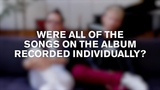 MUSE - Songs Recorded Individually Simulation Theory Behind-The-Scenes