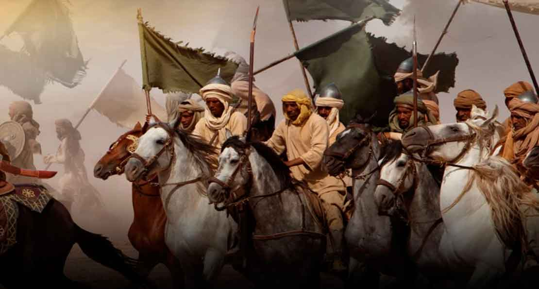 Арабские воины