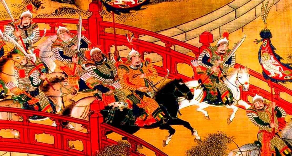 Вторжение монголов