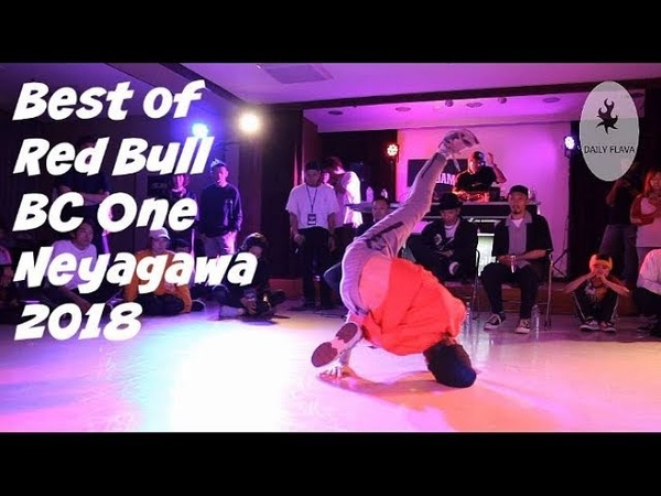 Best of Red Bull BC One Asia Japan (Neyagawa) qualifiers 2018