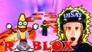 ПОБЕГ в РОБЛОКС из Магазина Мороженого | Веселая мульт игра | Games mit Hase