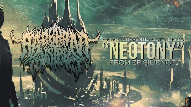 ABERRANT CONSTRUCT - NEOTONY [OFFICIAL LYRIC VIDEO] (2018) SW EXCLUSIVE