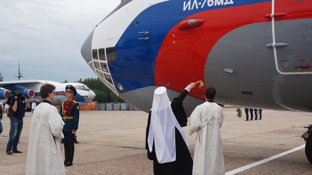 Военно-транспортному самолету Ил-76МД присвоено имя генерала армии Ивана Яковлева