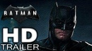 The Batman - Teaser Trailer (2019) Ben Affleck, Ben Kingsley Concept HD