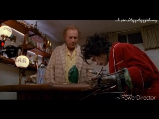 Эдвард руки-ножниц | Fan video | Johnny Depp