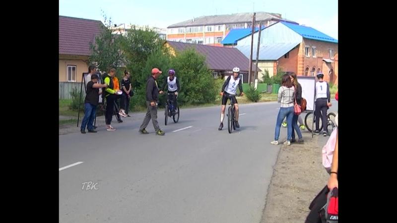 Межпоселенческая спартакиада, прошедшая в Колпашеве, собрала порядка 300 сельских спортсменов