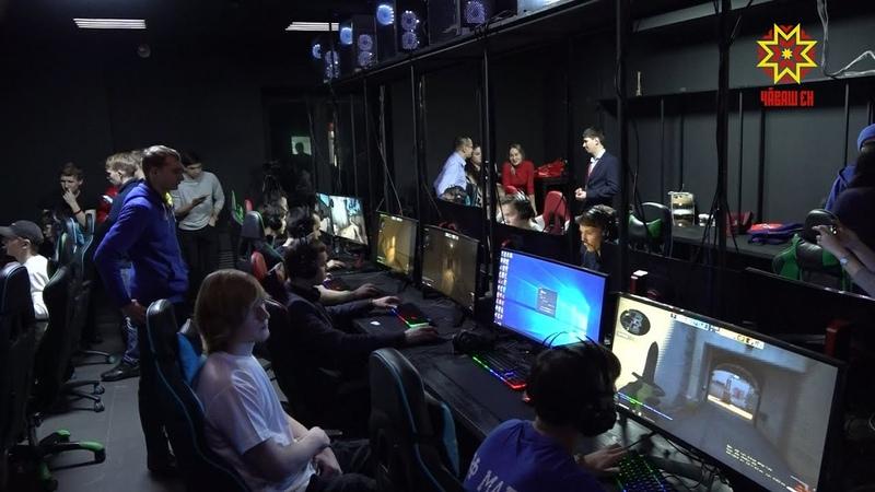 В Чебоксарах прошел турнир по киберспорту среди студентов