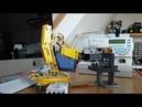 LEGO Mindstorms EV3 Robotic Arm - Prototype