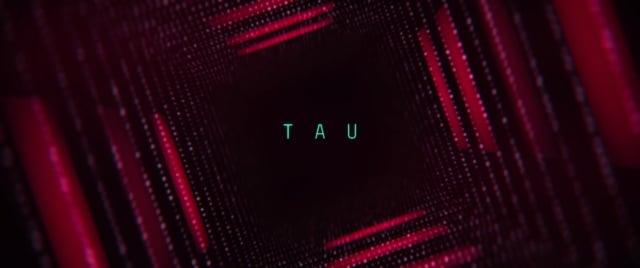 Tau / Main on End Title Design / Filmograph