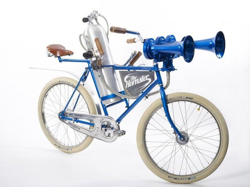 Самый громкий в мире велосипедный клаксон