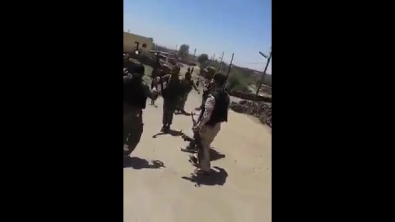 Война в Сирии. Дараа. САА взяла под контроль населенный пункт