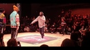 Juste Debout Germany 2019 Hip Hop Semi-Final Franky Dee / Djamal VS tagthem