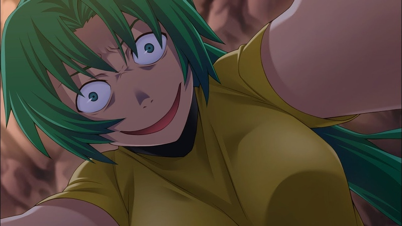 Попался, хы-хы-хы... Конец 2-й части Higurashi When They Cry Hou 20
