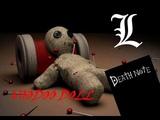 Настоящая КУКЛА УБИЙЦА Voodoo Doll = Death Note