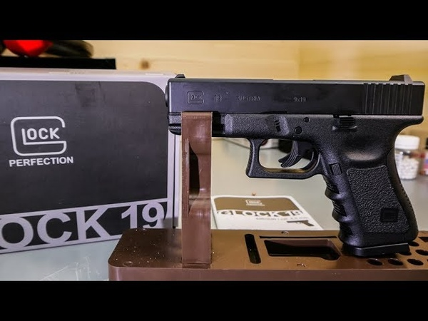 Пневматический Глок - Umarex Glock 19