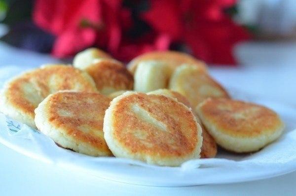 Идеальные сырники на завтрак!