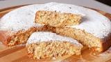 Нежный и воздушный пирог на основе варенья на раз два три!Delicate and airy cake!