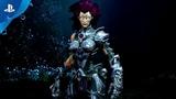 Darksiders III - Flame Hollow Trailer | PS4