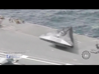 Triangle shaped UFO spotted on US Aircraft Carrier in Mediterranean Sea ! Leaked Video !!! Sept2018.mp4