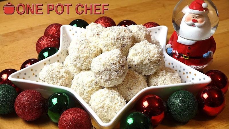 Tropical Snowballs! | One Pot Chef
